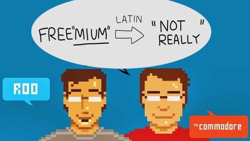 Echo Screen Live #51: Freemium Games... Amirite?